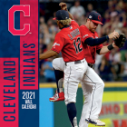 Cleveland Indians 2021 12x12 Team Wall Calendar Cover Image