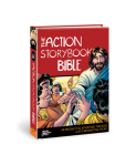 The Action Storybook Bible: An Interactive Adventure through God's Redemptive Story (Action Bible Series) Cover Image