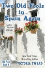 Two Old Fools in Spain Again - LARGE PRINT Cover Image
