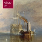 Adult Jigsaw Puzzle National Gallery Turner: Fighting Temeraire: 1000-Piece Jigsaw Puzzles Cover Image
