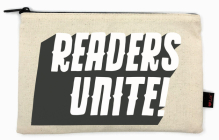 Readers Unite Pencil Pouch Cover Image