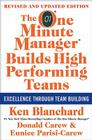 The One Minute Manager Builds High Performing Teams: New and Revised Edition Cover Image