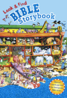 Look & Find Bible Storybook (Look and Find) Cover Image