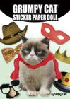 Grumpy Cat Sticker Paper Doll Cover Image
