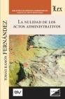 La Nulidad de Los Actos Administrativos Cover Image