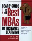 Bears' Guide to the Best MBAs by Distance Learning Cover Image