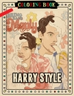 Harry Styles Coloring Book Cover Image