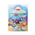 Puffy Sticker Play Set- Ocean Cover Image