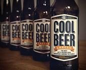 Cool Beer Labels: The Best Art & Design from Breweries Around the World Cover Image