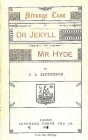 Strange Case of Dr. Jekyll and Mr. Hyde by R. L. Stevenson Cover Image