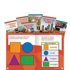 Geometry Set Spanish (Nctm) (Mathematics Readers) Cover Image