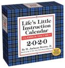 Life's Little Instruction 2020 Day-to-Day Calendar Cover Image