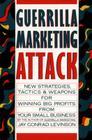Guerrilla Marketing Attack Cover Image