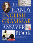 The Handy English Grammar Answer Book (Handy Answer Books) Cover Image