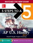 5 Steps to a 5 AP Us History, 2015 Edition Cover Image