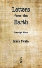 Letters from the Earth Cover Image