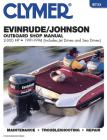 Evinrude /Johnson 2-300 HP OB 91-1993 Cover Image