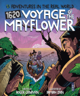 Voyage of the Mayflower (Adventures in the Real World) Cover Image