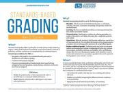 Standards-Based Grading Quick Reference Guide Cover Image