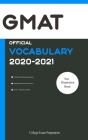 GMAT Official Vocabulary 2020-2021: All Words You Should Know for GMAT Writing/Essay/AWA Part. GMAT Prep Book 2020 Cover Image