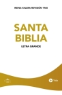 Rvr60 Santa Biblia -Edicion Economica Letra Grande Cover Image