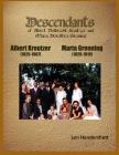 Descendants of Albert Kreutzer and Maria Grenning: Genealogical Record Cover Image