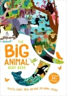 Big Animal Busy Book (Big Busy Books) Cover Image