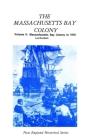 Massachusetts Bay Colony Volume II Cover Image