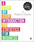 A Step-By-Step Introduction to Statistics for Business Cover Image