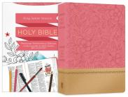 Personal Reflections KJV Bible [Rosegold Bloom] Cover Image