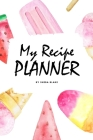 My Recipe Planner (6x9 Softcover Log Book / Tracker / Planner) Cover Image
