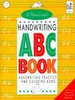 D'Nealian Handwriting ABC Book, Grades K-2 Cover Image