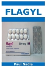 Flagyl Cover Image