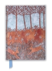 Janine Partington: Copper Foil Spring Rabbits (Foiled Journal) (Flame Tree Notebooks) Cover Image