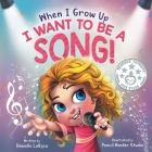When I Grow Up, I Want to be a Song! Cover Image