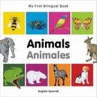 Animals/Animales (My First Bilingual Books) Cover Image