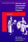Instructor's Manual T/A Structure and Interpretation of Computer Programs (Mit Electrical Engineering and Computer Science) Cover Image