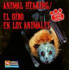 Animal Hearing/El Oido En Los Animales Cover Image