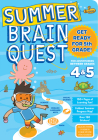 Summer Brain Quest: Between Grades 4 & 5 Cover Image