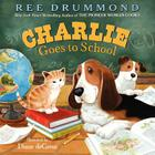 Charlie Goes to School Cover Image