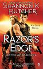 Razor's Edge: An Edge Novel Cover Image