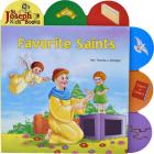 Favorite Saints (St. Joseph Tab Book) Cover Image
