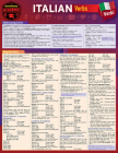 Italian Verbs: A Quickstudy Laminated Reference Guide Cover Image