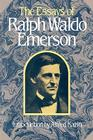 Essays of Ralph Waldo Emerson (Belknap Press) Cover Image