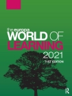 The Europa World of Learning 2021 Cover Image