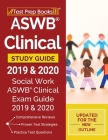 ASWB Clinical Study Guide 2019 & 2020: Social Work ASWB Clinical Exam Guide 2019 & 2020 [Updated for the New Outline] Cover Image