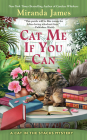 Cat Me If You Can (Cat in the Stacks Mystery) Cover Image