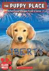 The Puppy Place #32: Liberty Cover Image
