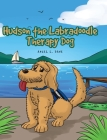 Hudson the Labradoodle Therapy Dog Cover Image