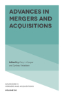 Advances in Mergers and Acquisitions Cover Image